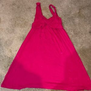 🦋DELIA'S Pink Sundress Size Small